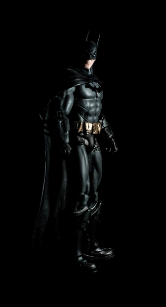 Batman. Just. BATMAN