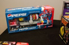 For reasons I cannot describe, the fact that Optimus Prime support Pepsi makes me incredibly happy.