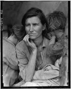 Dorothea Lange's 'Migrant Mother.'
